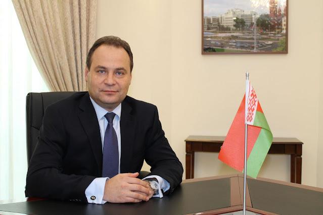 премьер-министра Р. Головченко