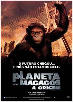 Baixar Planeta dos Macacos: A Origem Dublado Grátis