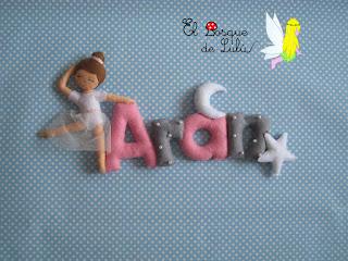 nombre-fieltro-decoración-infantil-felt-feltro-name-banner-elbosquedelulu-hechoamanoparati-regalo-personalizado