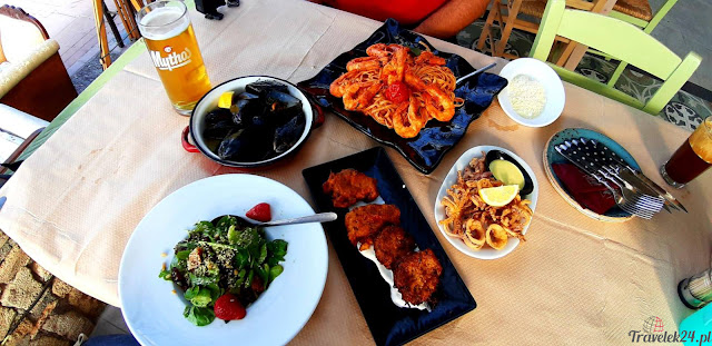 Co zjeść na Chalkidiki