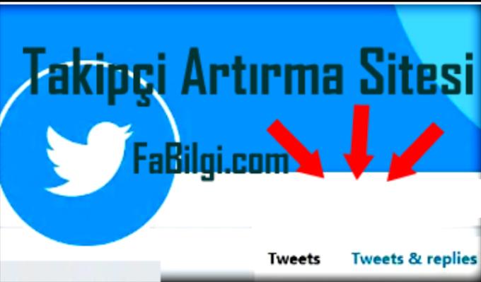 Twitter Takipçi Artırma Sitesi Bedava 2020 Reklam Twiti Atmıyor