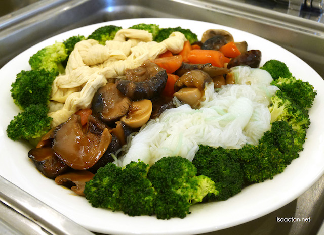 Chinese Lo Han Mixed Vegetables