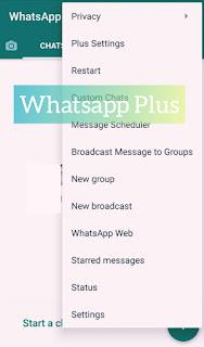 ما هو الجديد في أحدث إصدار من WhatsApp Plus