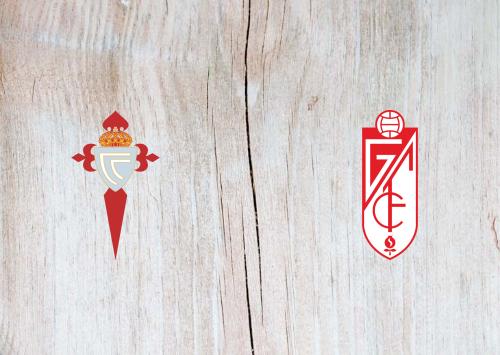 Celta de Vigo vs Granada - Highlights 15 September 2019