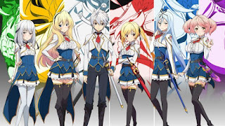 Undefeated Bahamut Chronicle, top 10 underestimated anime main characters