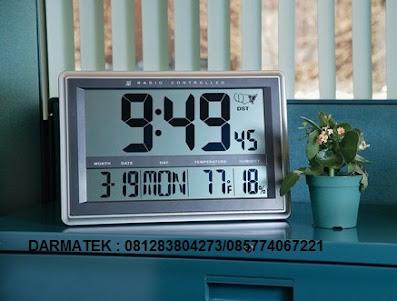 Darmatek Jual Extech CTH-10 Wall Clock Thermo-Hygrometer