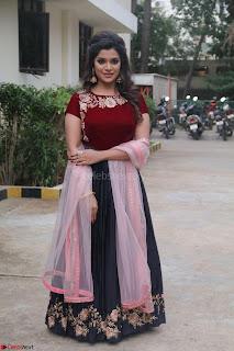 Actress Aathmika in lovely Maraoon Choli ¬  Exclusive Celebrities galleries 009.jpg