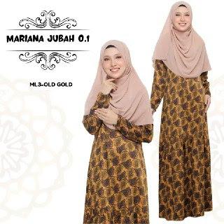 MARIANA JUBAH 1.0
