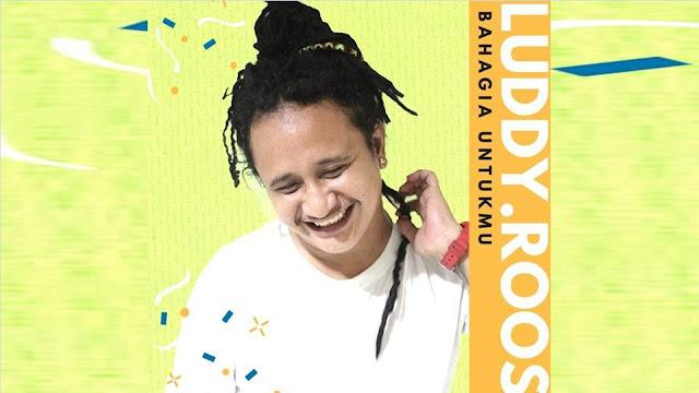 Luddy Roos, Penyanyi Indonesia. (Dok. Istimewa)