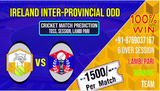Northern Knights vs North-West Warriors Dream11 Team Prediction, Fantasy Cricket Tips & Playing 11 Updates for Today's Ireland Inter Provincial ODD 2021 - 17 Sep 2021, 02:30 PM IST