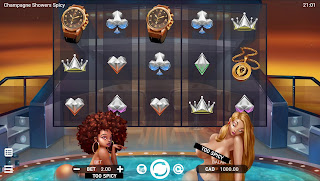 Sexy slot casino game