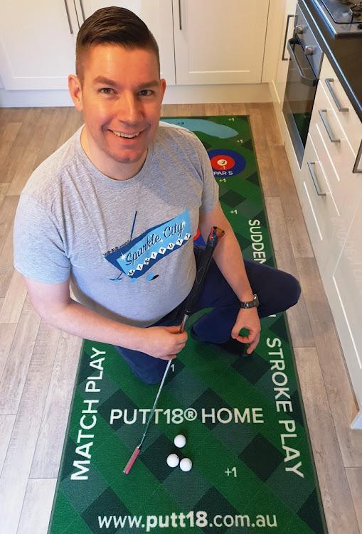Richard Gottfried - Putt18 World Pro League Player