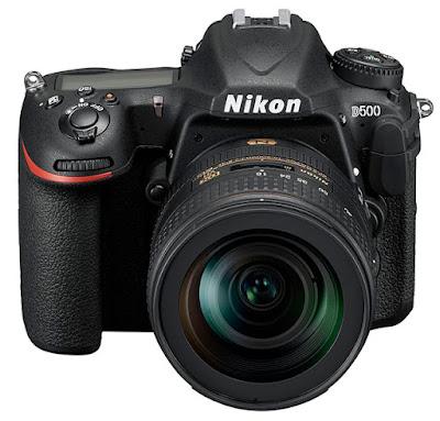 Nikon D500 Announced: DX-format crop-sensor DSLR with pro-level features