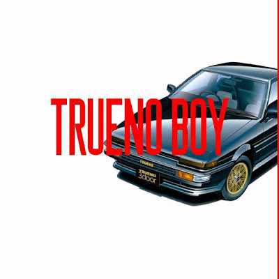 Single: Kenghis - Trueno Boy [2018]