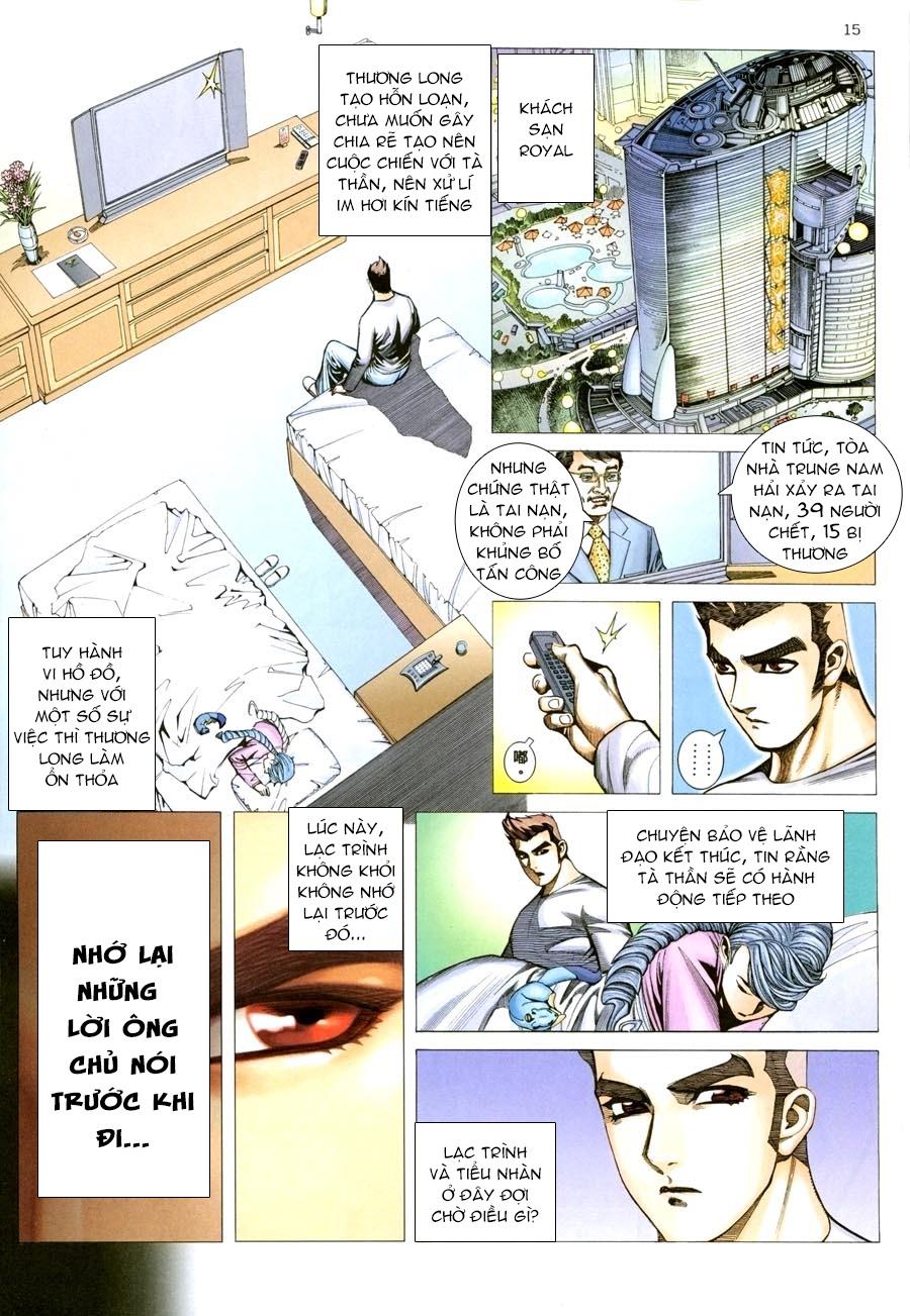 Xích Trụ Phạn Đường chap 14.2 - Trang 2