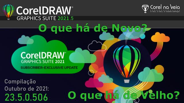 CorelDRAW Graphics Suite 2021.5
