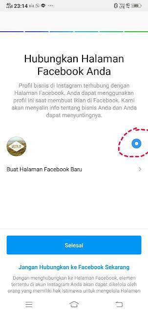 Akun Bisnis Instagram