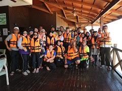 Program Team Building Pulau Tioman Hari Kedua