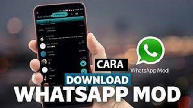 Cara Download WhatsApp Mod