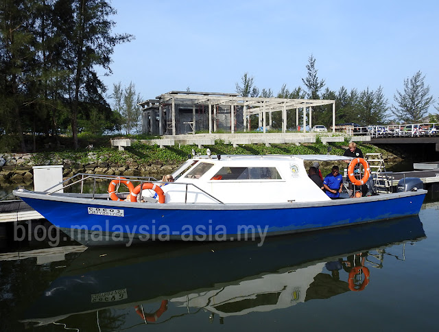 Coco Dive Boat Miri
