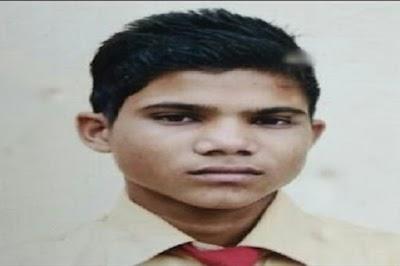 9वीं के छात्र की हत्या, दो आरोपियों ने चाकू से किए 6 वार