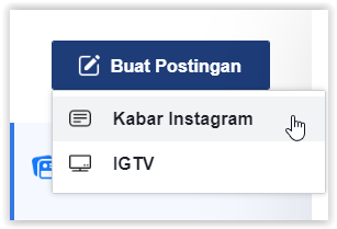 Posting Otomatis Instagram Tanpa Aplikasi