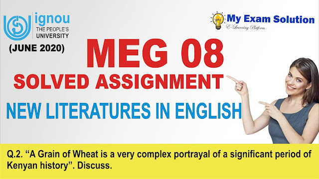 meg 08, english meg assignment, meg 08 solved assignment