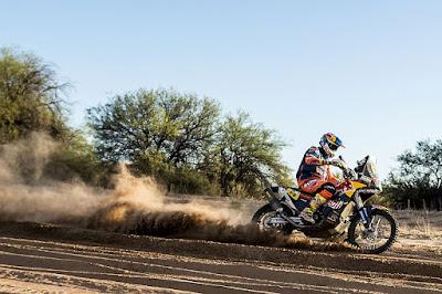 KTM Rally Dakar