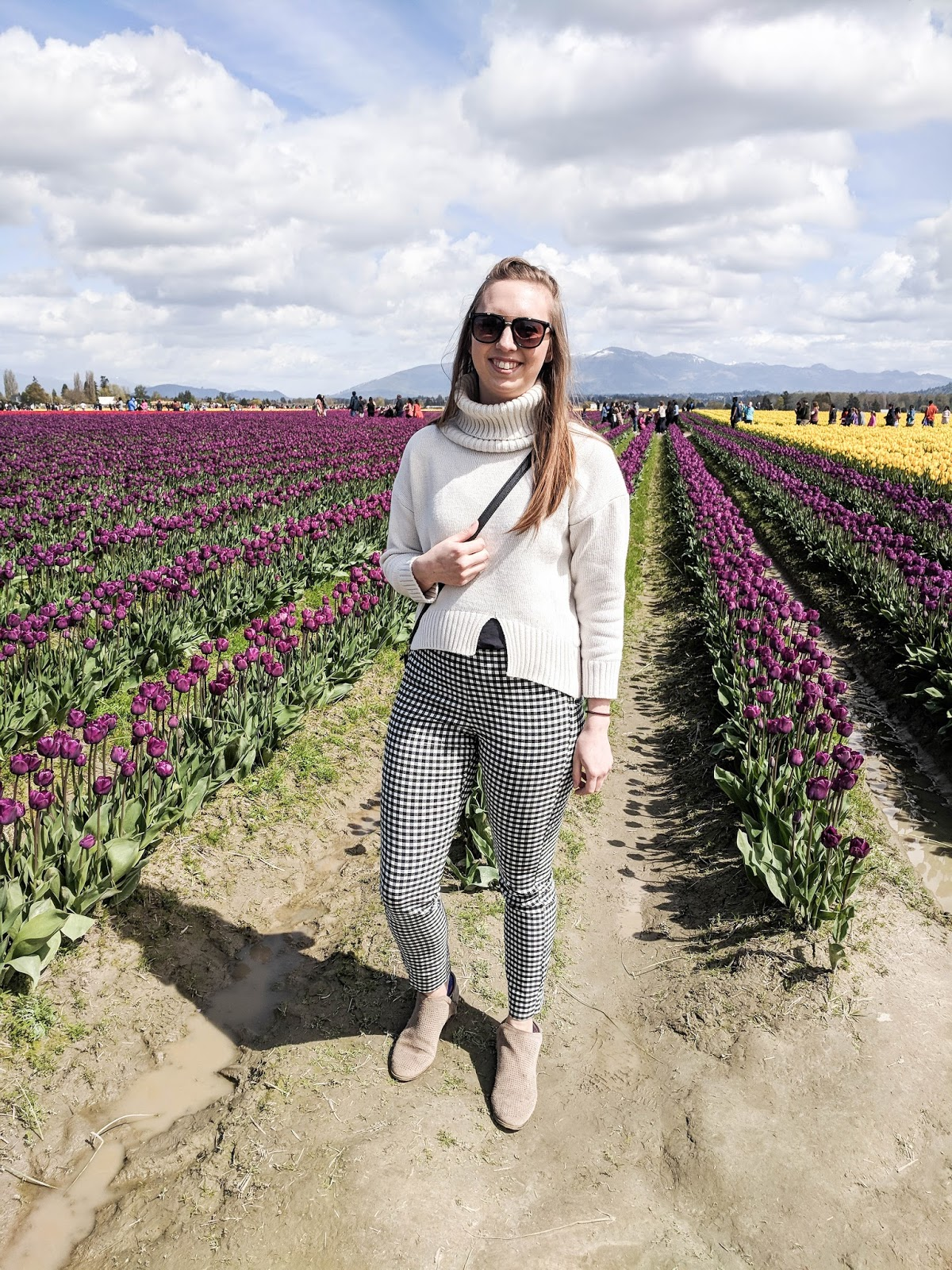 Visiting The Skagit Valley Tulip Festival | Kayla Lynn