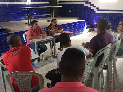 COORDENAÇÃO DE ESPORTES - Prefeitura finaliza planejamento para realização dos jogos escolares 2018 em Aldeias Altas