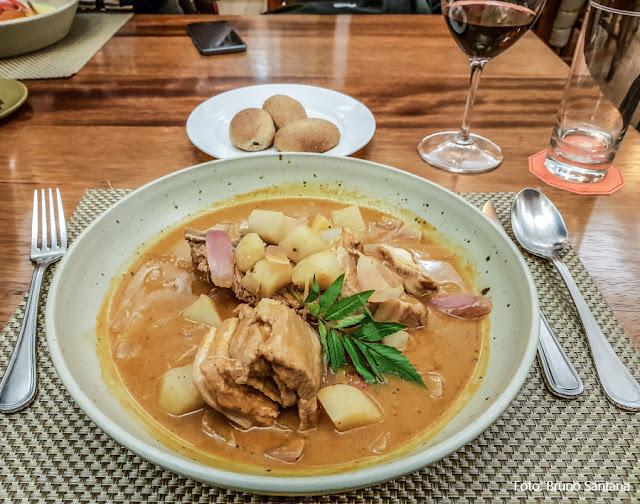 Prato do Restaurante Chicha de Gastón Acúrio, Cusco, Peru