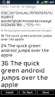 Font Installer * Root * v1.0