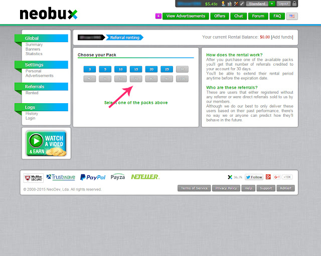 make money online neobux 22