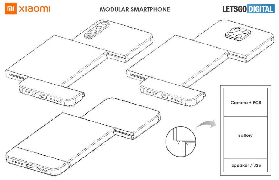 Xiaomi akıllı telefonlar için modüller