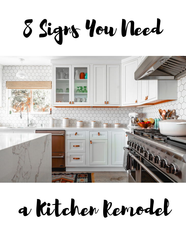 8 Signs You Need A Kitchen Remodel Currently Kelsie