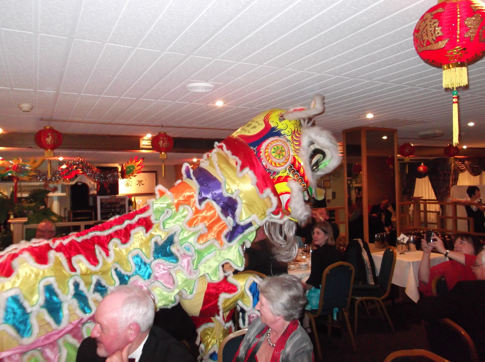 Chungs Chinese Restaurant Mapperley Nottingham