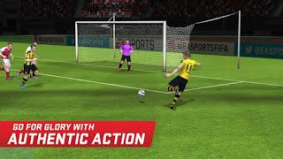 FIFA Mobile Soccer / Football v1.1.0 Apk Versi Terbaru