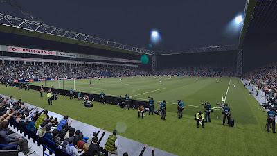 PES 2021 Deepdale Stadium