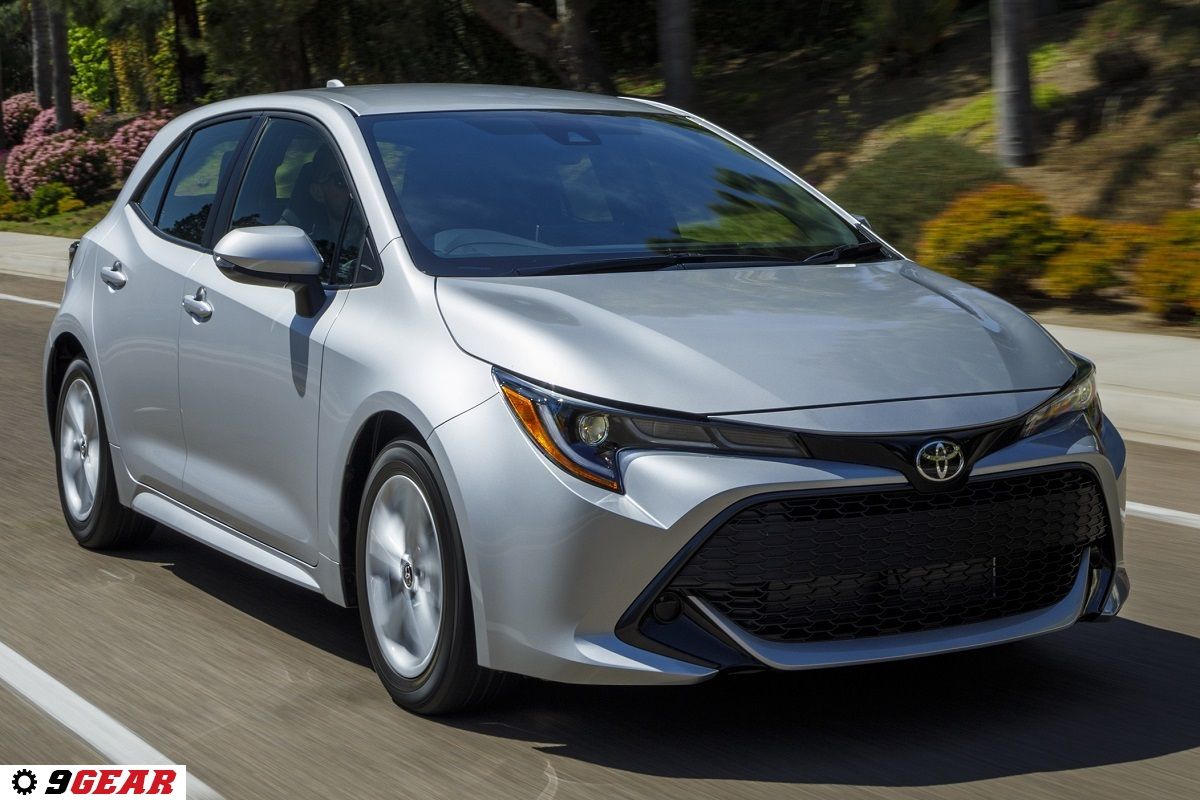 2019 toyota corolla hatchback high function dynamic design car reviews new car pictures. Black Bedroom Furniture Sets. Home Design Ideas