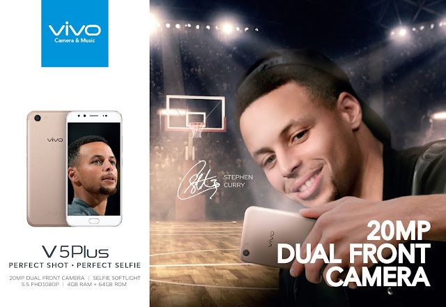 VIVO International Ambassador, Stephen Curry