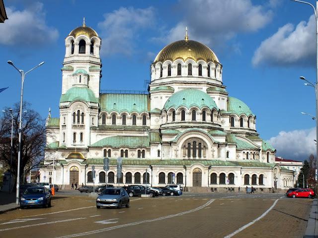 lugares que ver en Sofia en Bulgaria