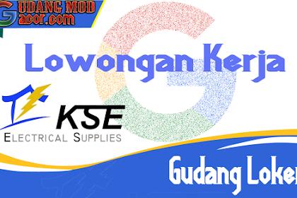Lowongan Kerja PT Karunia Sukses Elektrindo Semarang Terbaru Februari 2020