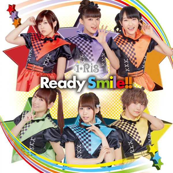 [Single] i☆Ris – Ready Smile!! (2016.06.01/MP3/RAR)