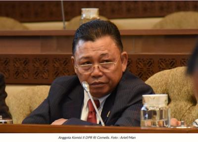 Anggota Komisi II DPR RI Usulkan Guru Honorer Di Daerah Terpencil Diangkat PNS tanpa Tes