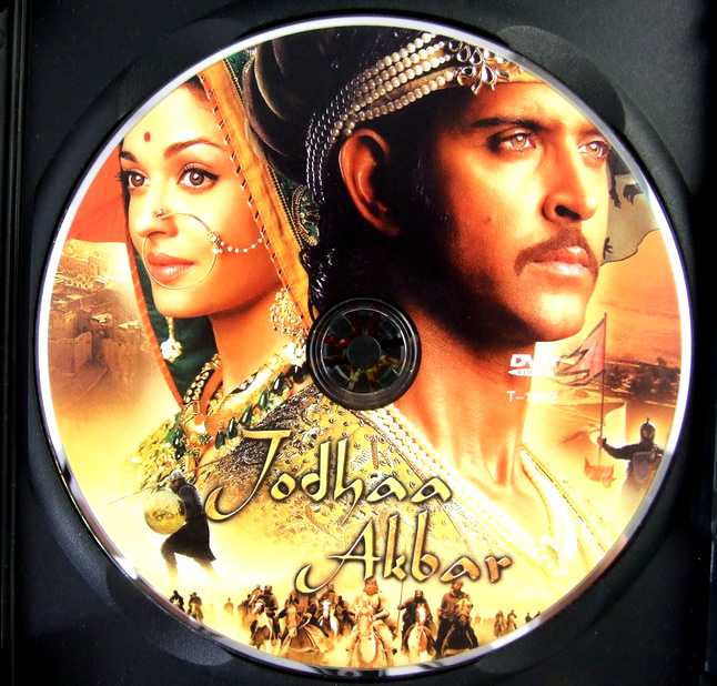 CINE HINDU: Jodhaa Akbar (2008