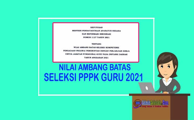 Passing Grade Seleksi PPPK Guru TK, SD, SMP, SMA/SMK dan Guru Mapel