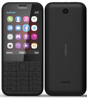 Firmware Nokia 225 RM-1011