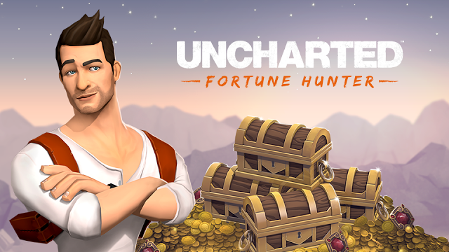 UNCHARTED Fortune Hunter APK Mod (Offline, Unlimited money)