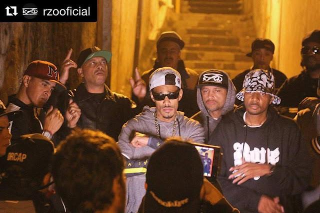 O clipe do RZO com participação do Bone thugs n Hamony ja tem data de lançamento