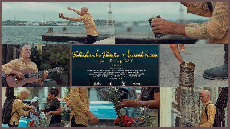 Leonardo García - ¨Bailando en la telaraña¨ - Videoclip - Directora: Zenia Veigas Chkout. Portal Del Vídeo Clip Cubano. Música cubana. CUBA.